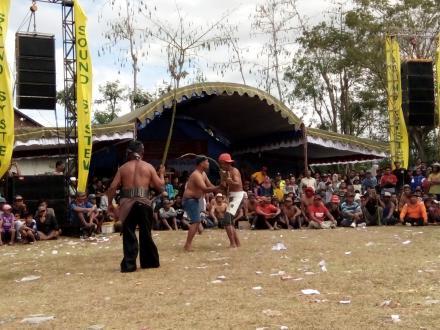 Kesenian Tiban desa Kerjo
